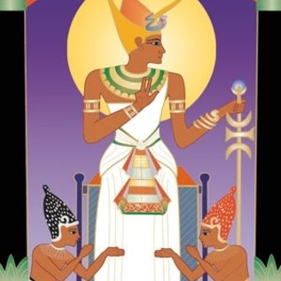 Brotherhood of Light Egyptian Tarot [With Booklet]