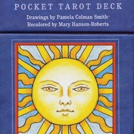 OMEN Universal Waite Pocket Tarot Cards