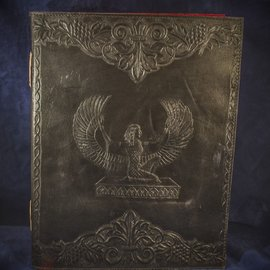 Large Isis Journal in Black
