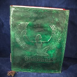 OMEN Small Isis Journal in Green