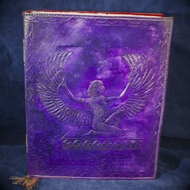 Small Isis Journal in Purple