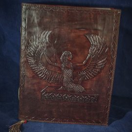 OMEN Small Isis Journal in Brown