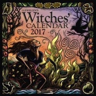 OMEN 2017 Witches' Calendar