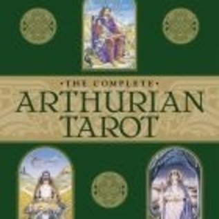 OMEN Complete Arthurian Tarot: Includes Classic Deck with Revised and Updated Coursebook (Revised)