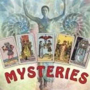 OMEN Tarot Mysteries: Rediscovering the Real Meaning of the Cards