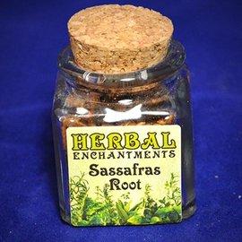 Sassafras Root Bark