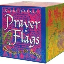 Red Wheel / Weiser Prayer Flags: Blessings on the Breeze
