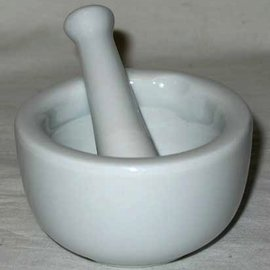 OMEN Small Mortar and Pestle 2 inch