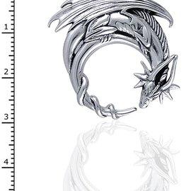 Dragon Moon Pendant