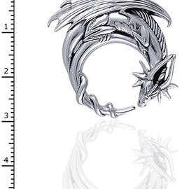 OMEN Dragon Moon Pendant