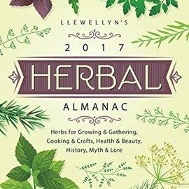Llewellyn Worldwide 2017 Herbal Almanac