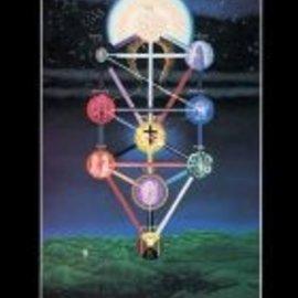Red Wheel / Weiser Mystical Qabalah (Revised)