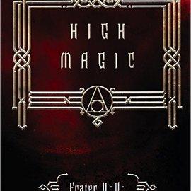 Llewellyn Worldwide High Magic: Theory & Practice