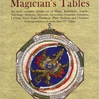 Llewellyn Worldwide The Complete Magician's Tables (North American U S)
