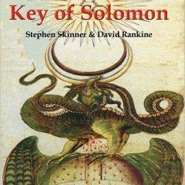 Llewellyn Worldwide The Veritable Key of Solomon
