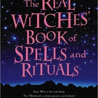 Llewellyn Worldwide The Real Witches' Book of Spells and Rituals