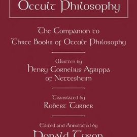 OMEN The Fourth Book of Occult Philosophy: The Companion to Three Books of Occult Philosophy
