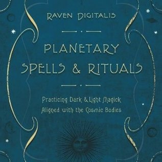 Llewellyn Worldwide Planetary Spells & Rituals: Practicing Dark & Light Magick Aligned with the Cosmic Bodies