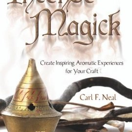 Llewellyn Worldwide Incense Magick: Create Inspiring Aromatic Experiences for Your Craft