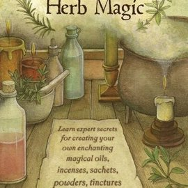 OMEN Scott Cunningham's Herb Magic DVD