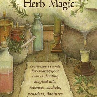 OMEN Scott Cunningham's Herb Magic DVD
