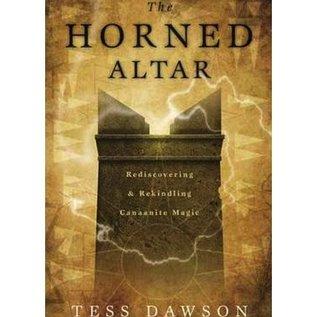 Llewellyn Worldwide The Horned Altar: Rediscovering & Rekindling Canaanite Magic