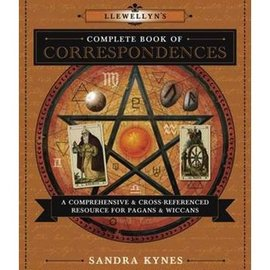 OMEN Llewellyn's Complete Book of Correspondences: A Comprehensive & Cross-Referenced Resource for Pagans & Wiccans