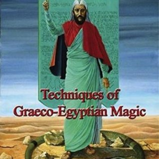 Llewellyn Worldwide Techniques of Graeco-Egyptian Magic
