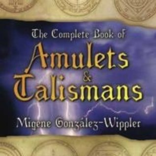 OMEN The Complete Book of Amulets & Talismans the Complete Book of Amulets & Talismans