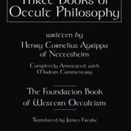 Llewellyn Worldwide Three Books of Occult Philosophy