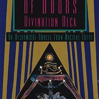 OMEN Book of Doors Divination Deck: An Alchemical Oracle from Ancient Egypt