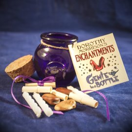 OMEN Dorothy Morrison's Enchantments, Genie in a Bottle