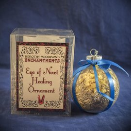 OMEN Dorothy Morrison's Eye of Newt Healing Ornament