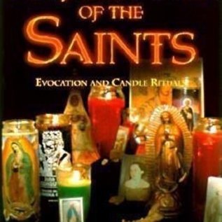 Llewellyn Worldwide The Magical Power of the Saints: Evocation and Candle Rituals