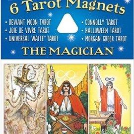 OMEN Magician Tarot Magnets