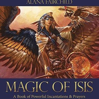 OMEN Magic of Isis: A Book of Powerful Incantations & Prayers