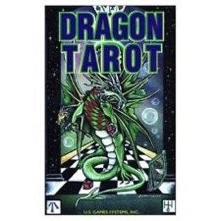 OMEN Dragon Tarot [With Instruction Booklet]