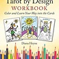 OMEN Tarot by Design Workbook: Color and Learn Your Way into the Cards