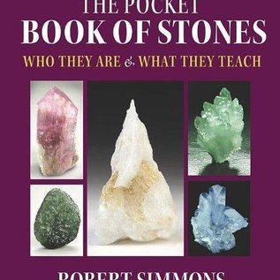 OMEN The Pocket Book of Stones: Who They Are & What They Teach