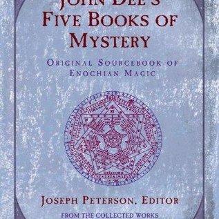 OMEN John Dee's Five Books of Mystery: Original Sourcebook of Enochian Magic