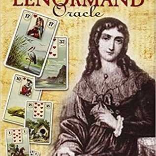 OMEN Lenormand Oracle (Lo Scarabeo Kits)