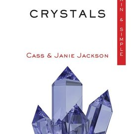 OMEN Crystals, Plain & Simple: The Only Book You'll Ever Need