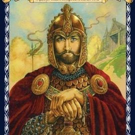 OMEN Camelot Oracle: A Quest For Wisdom Through The Arthurian World