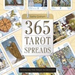 OMEN 365 Tarot Spreads: Revealing the Magic in Each Day