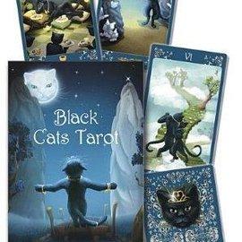 OMEN Black Cats Tarot Deck
