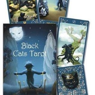 OMEN Black Cats Tarot Deck
