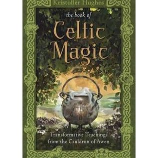 OMEN The Book of Celtic Magic: Transformative Teachings from the Cauldron of Awen