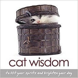 OMEN Cat Wisdom Book