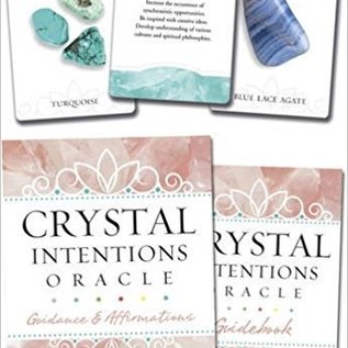 OMEN Crystal Intentions Oracle: Guidance & Affirmations
