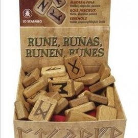 OMEN Deluxe Precious Wooden Runes